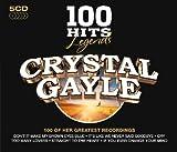 echange, troc Crystal Gayle - 100 Hits: Legends