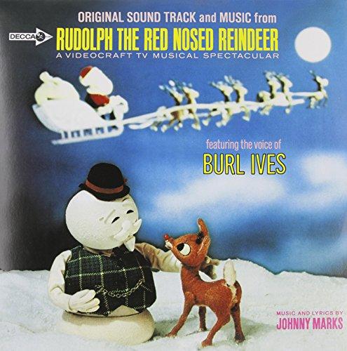 Burl Ives - Rudolph The Red Nosed Reindeer [vinyl Lp] - Zortam Music