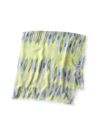 Cut25 Women's Printed Square Scarf