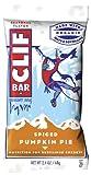 Clif Bar Energy Bar, Spiced Pumpkin Pie, 2.4-Ounce Bars, (Pack of 12)