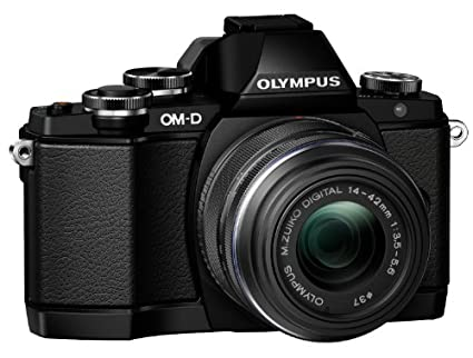 Olympus-OM-D-E-M10-Camera(With-M.Zuiko-14-42mm-Lens)