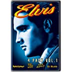 Elvis 4 Movie Collection DVD Set
