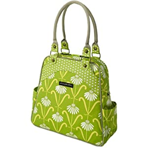 Petunia Pickle Bottom ** Spring 13** Sashay Satchel- Dancing Daisies by Petunia Pickle Bottom