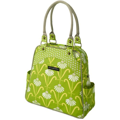 Petunia Pickle Bottom **New Spring 13** Sashay Satchel- Dancing Daisies