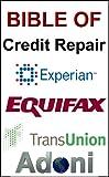 51I6UnyhSSL. SL160  Bible Of Credit Repair   How To Fix Bad Credit