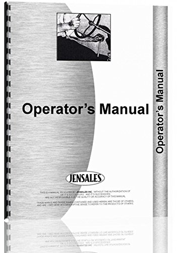 Massey Ferguson 135 Tractor Operators Manual