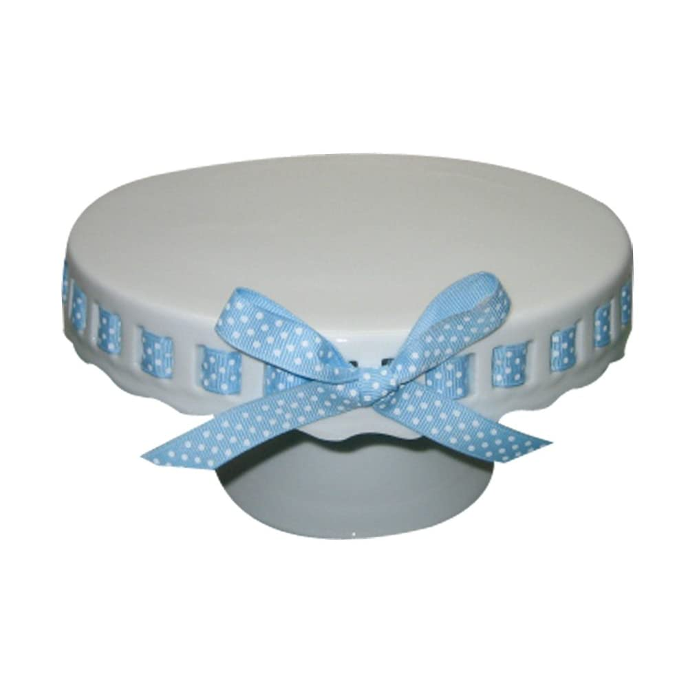 wish list, amazon, cake stand, ribbon