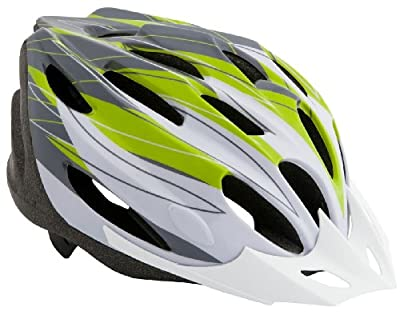 Schwinn Women's Starlet Wave Helmet, Green from Schwinn