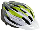 Schwinn Womens Starlet Wave Helmet, Green