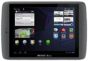 "Archos 80 G9 Turbo Tablette 8"" (20,32 cm) ARM smart multi-coeurs cortex A9 OMAP 4 250 Go Android 4 Wifi"