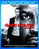 Safe House [Blu-ray + DVD] (Bilingual)