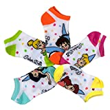 Disney Fairies - Character Kids Girls Socks 5-Pack