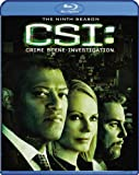 CSI: Crime Scene Investigation: Season 9 [Blu-ray]