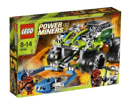 LEGO® Power Miners 8190: Claw Catcher