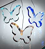 Battery Operated - Colour Changing Mobile Butterflies - Nursery Light - Fairy Light - Sensory Light