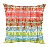 Arlee Tye Dye Ladder Printed Toss pillow