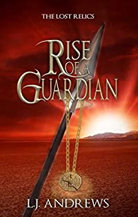 Rise Of A Guardian by LJ Andrews ebook deal