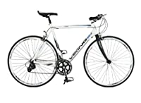 Viking Palermo, 16 Speed, 700c Wheel Bike, White/Carbon from Viking