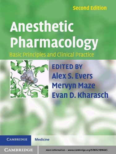 Anesthetic Pharmacology (Cambridge Medicine)
