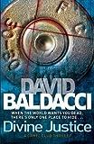 David Baldacci Divine Justice (Camel Club)