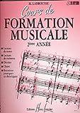 echange, troc Marguerite Labrousse - Cours de formation musicale Volume 2