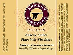 NV Ankeny Amber Pinot Noir Vin Glacé 375 ml