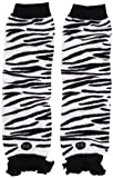 Babylegs Baby-Girls Infant Zippy Zebra Leg Warmer