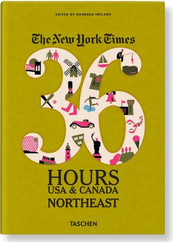 The New York Times, 36 Hours USA & Canada: Northeast