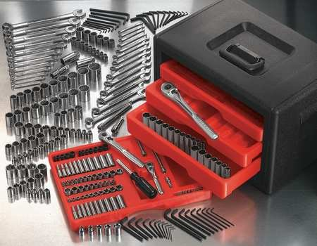 Craftsman 9-33354 Mechanics Tool Set, 254-Piece