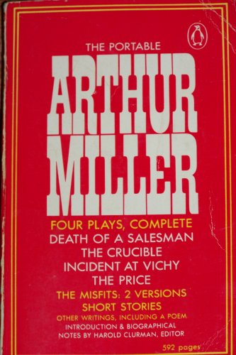 Critical essays on Arthur Miller