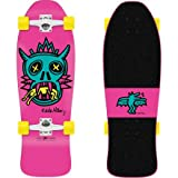 Alien Workshop Keith Haring Fishtail Complete Longboard, Multi, 10-Inch x 30-Inch by Alien Workshop