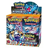 Pokemon Black and White Plasma Blast Booster (Box of 36)