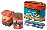 スケーター 超軽量 保温ジャー ランチボックス 弁当箱 560ml ミッキーマウス ディズニー ランチジャー 保温弁当箱 KCLJC6