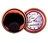BENEFIT COSMETICS one hot minute - rose-gold face powder with applicator 8.5 g Net wt. 0.3 oz BOXED.