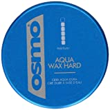 Osmo Aqua Wax Hard - For An Incredible Shine And Strong Hold - 100ml