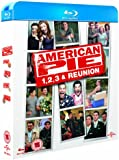 American Pie 1, 2, 3 & Reunion [Blu-ray]