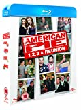 American Pie/ American Pie 2/ American Pie - The Wedding/ American Pie: Reunion [Blu-ray] [Region Free]