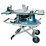 Makita MLT100X 110V 260mm Table Saw with Floor Stan