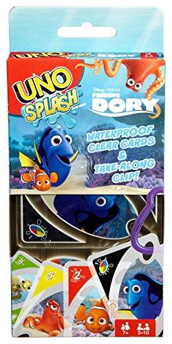 UNO Splash Disney/Pixar Finding Dory Game