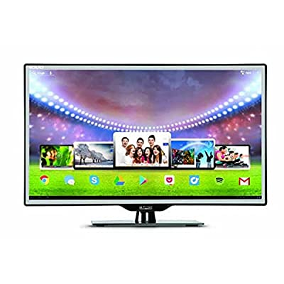 Mitashi MIDE040V01 101 cm (40 inches) Full HD Smart LED TV