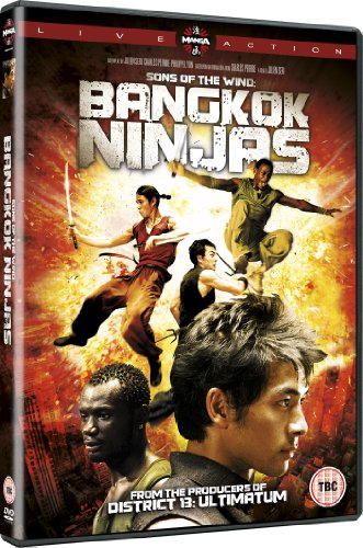 Sons Of The Wind: Bangkok Ninj IMPORT Anglais IMPORT Dvd Edition simple