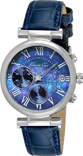 Kenneth Cole Dress Sport KC2832 Cronografo donna Quadrante in madreperla