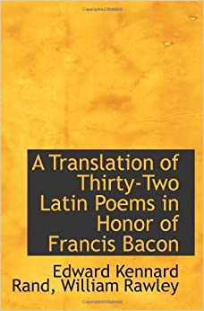 francis bacon poetry
