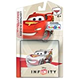 Disney Infinity, Exclusive Figure, Crystal Lightning McQueen