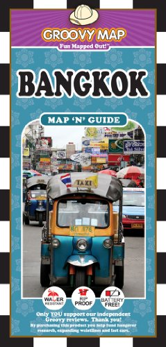 Groovy Map n Guide Bangkok (2013)