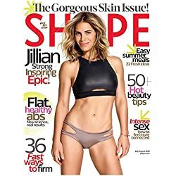 1-Year (10 issues) of Shape Magazine Subscription