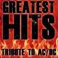 Greatest Hits - Tribute To AC/DC - Thunderstruck - Back in Black - Highway to Hell - Best Of