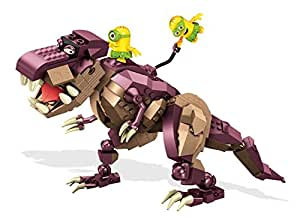 Mega Bloks Mega Bloks Minions Dino Ride Building Kit