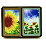 Congress Sunflower Playing Cards (Pack of 2)