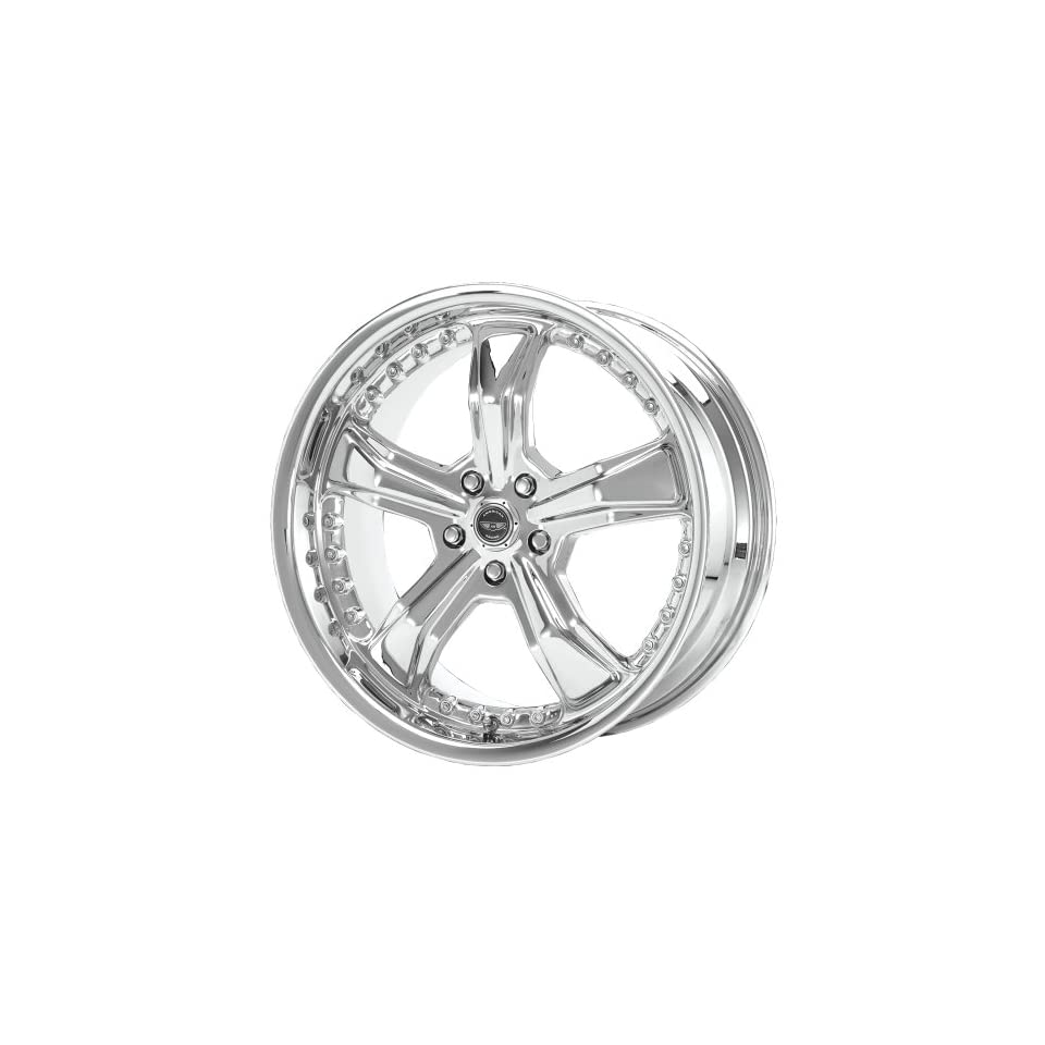 American Racing Razor AR698 Chrome Wheel (20x9/5x114.3mm)
